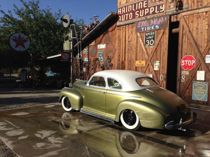 Chevy 1940 - 45 custom & mild custom T2ec1668
