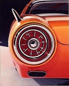 Ford Thunderbird 1961 - 1963 custom & mild custom Tbirdr10