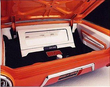 Ford Thunderbird 1961 - 1963 custom & mild custom Tbirdt10