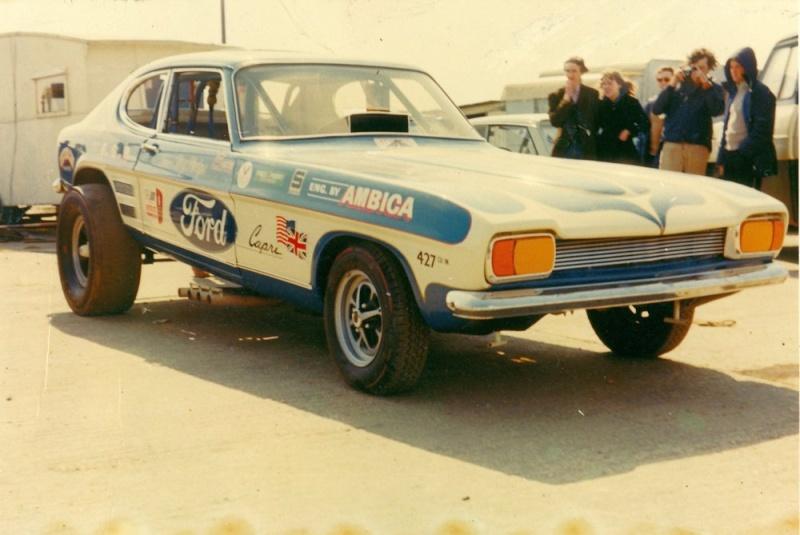 Corgi Dragster - 1/43 scale - Drag Racing Tc_01510