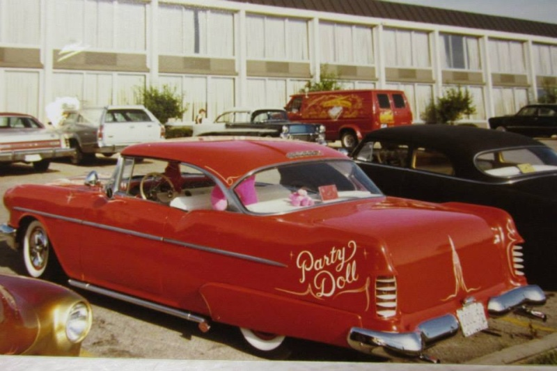 Pontiac 1955 - 1958 custom & mild custom Ted_co10