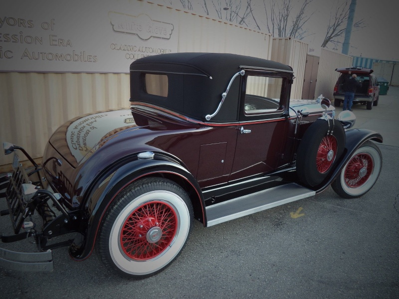 1900's - 1930's american classic cars Tezt10