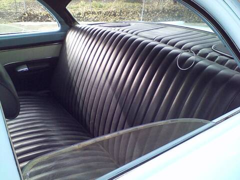 1955 1956 55 56 MERCURY CAR  GLASS TOP ROOF SEAL NEW