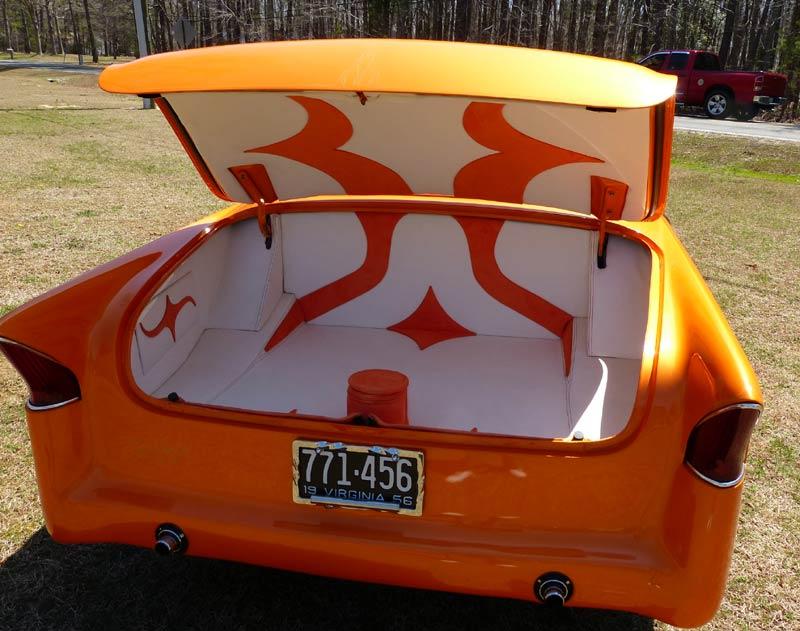 Mercury 1955 - 1956 Custom & mild custom Trunk010