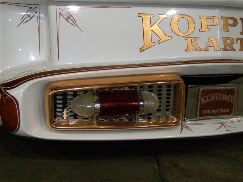 1956 Chevy pick up - Kopper Kart - George Barris Tul00413