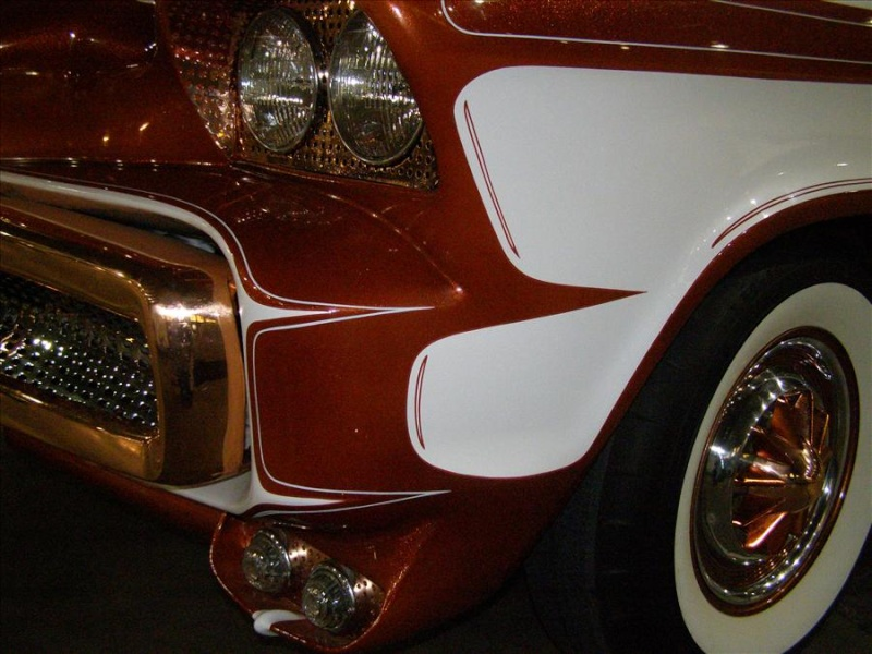 1956 Chevy pick up - Kopper Kart - George Barris Tul00510