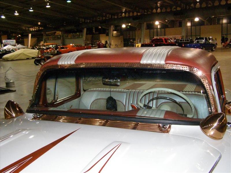 1956 Chevy pick up - Kopper Kart - George Barris Tul00511