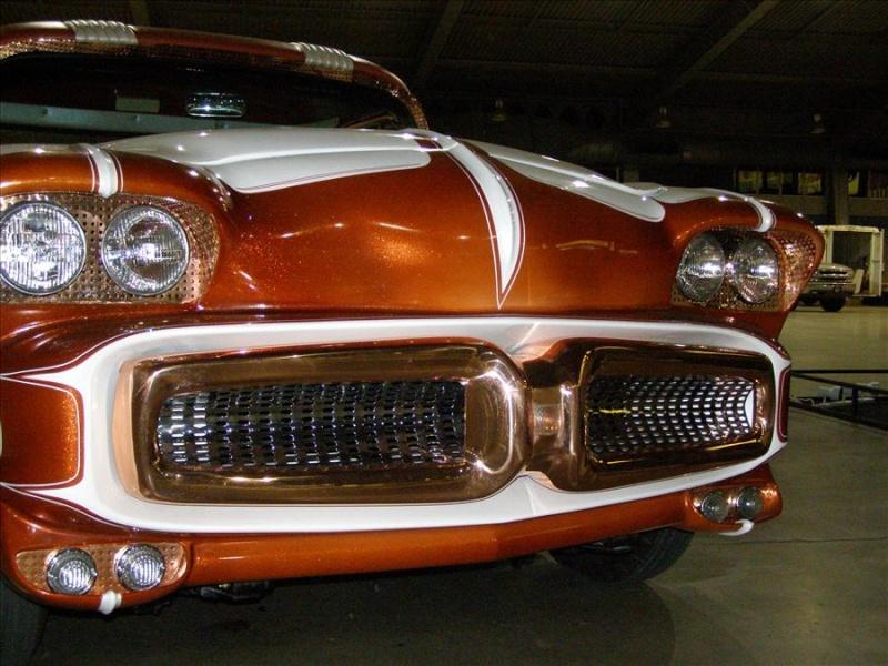 1956 Chevy pick up - Kopper Kart - George Barris Tul00512