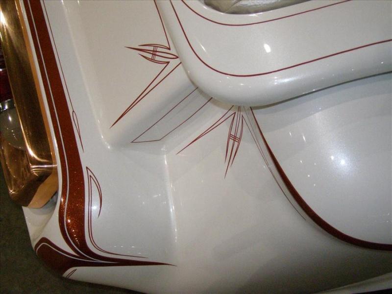 1956 Chevy pick up - Kopper Kart - George Barris Tul00611