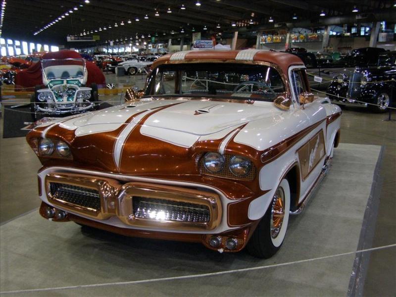 1956 Chevy pick up - Kopper Kart - George Barris Tul05611