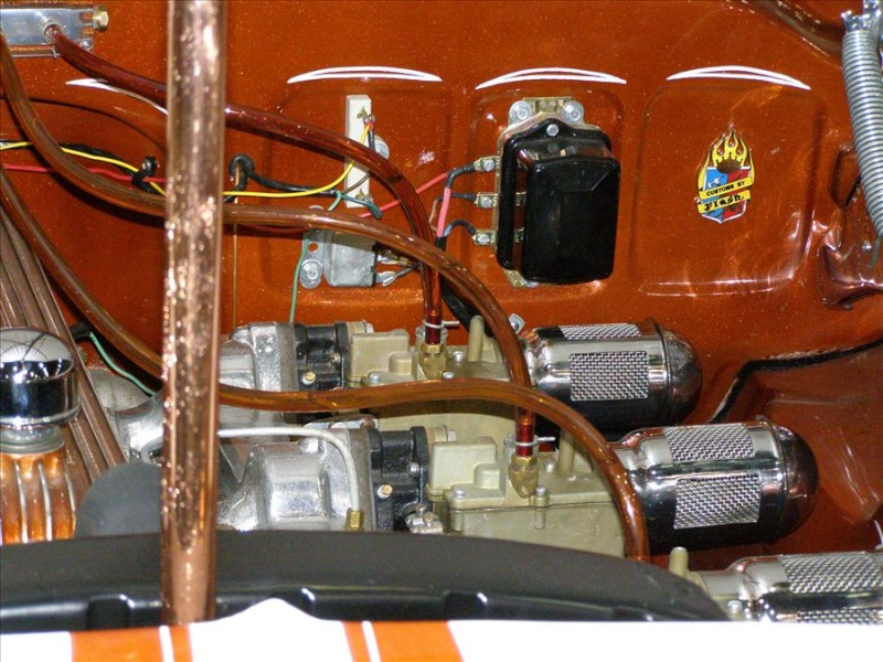 1956 Chevy pick up - Kopper Kart - George Barris Tul15310