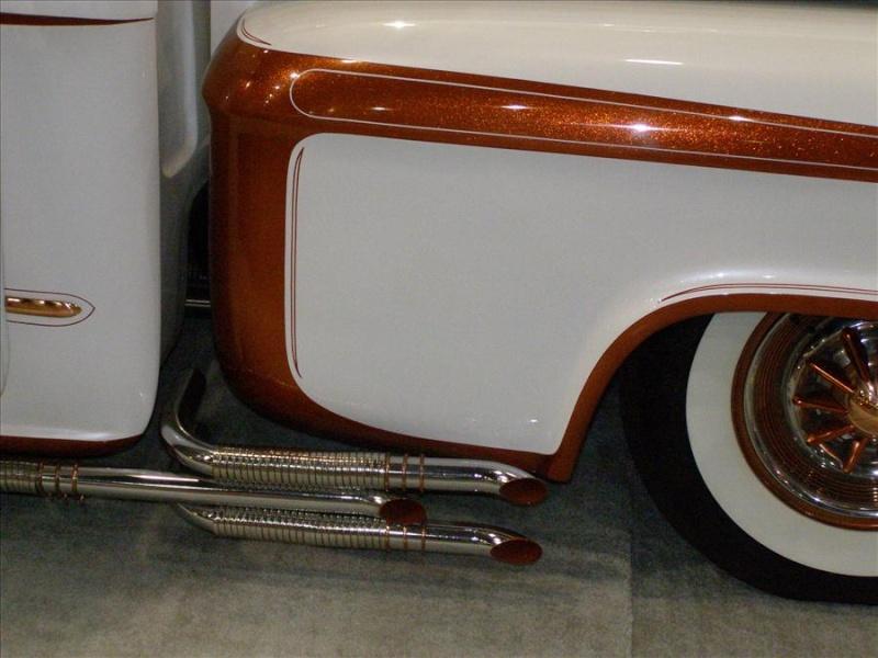 1956 Chevy pick up - Kopper Kart - George Barris Tul15311