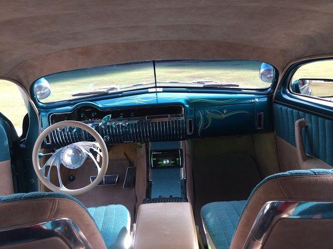 1951 Mercury - Green Machine -  Ty11