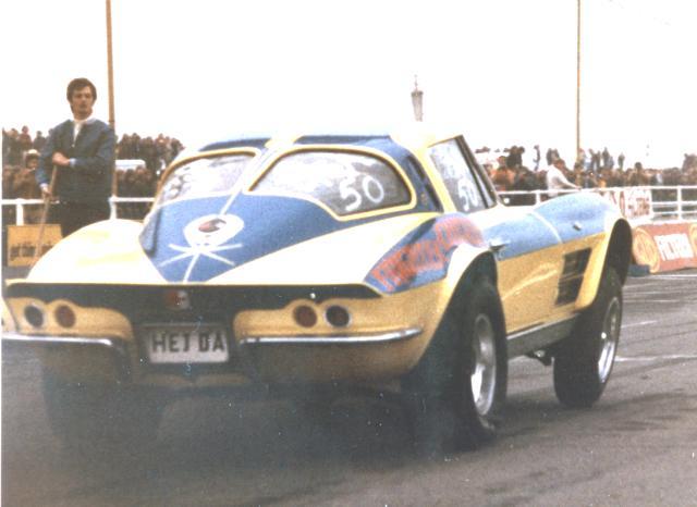 Corgi Dragster - 1/43 scale - Drag Racing Uk_1310