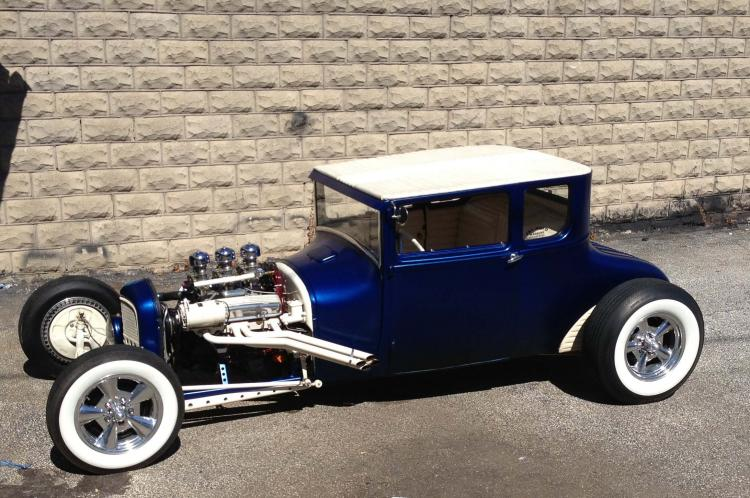 Ford T hot rod (1908 - 1927) - T rod - Page 2 User4012