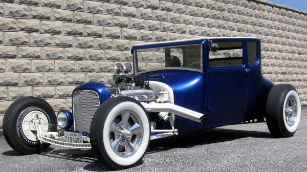 Ford T hot rod (1908 - 1927) - T rod - Page 2 User4016