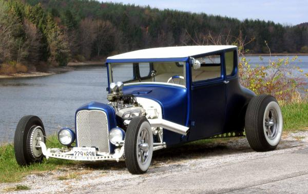 Ford T hot rod (1908 - 1927) - T rod - Page 2 User4018