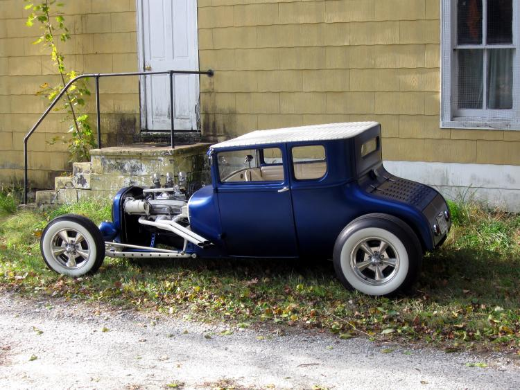 Ford T hot rod (1908 - 1927) - T rod - Page 2 User4020