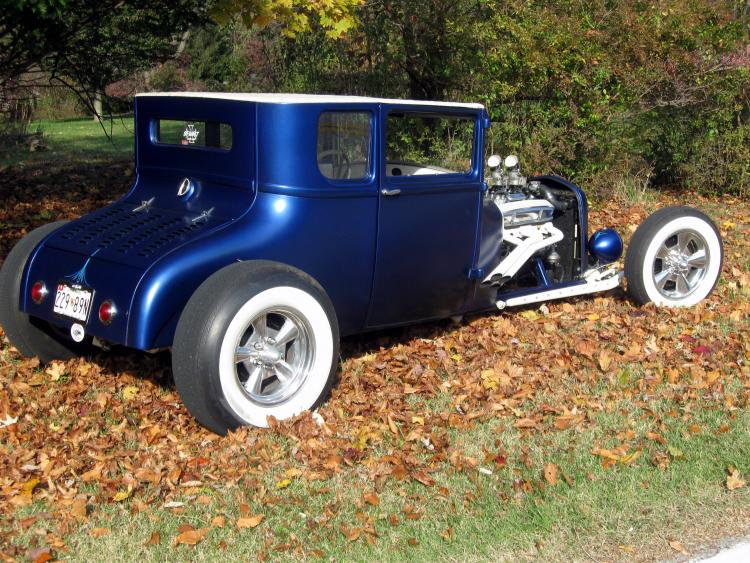 Ford T hot rod (1908 - 1927) - T rod - Page 2 User4021