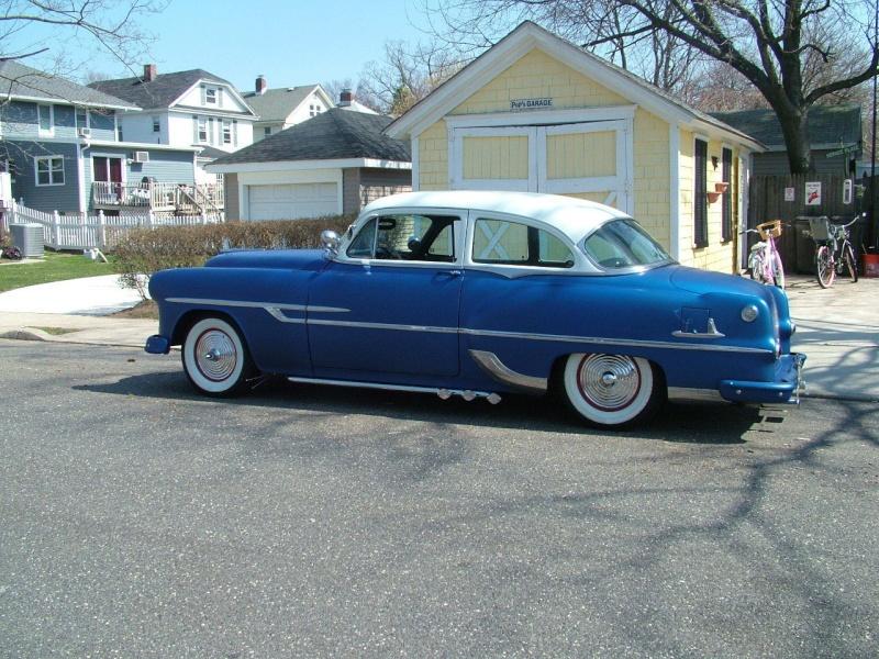 Pontiac 1949 - 54 custom & mild custom Vcbvnc10