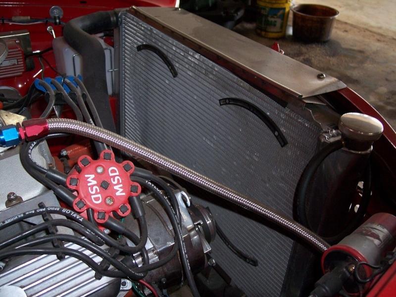 1950's Mopar street machine Vf10