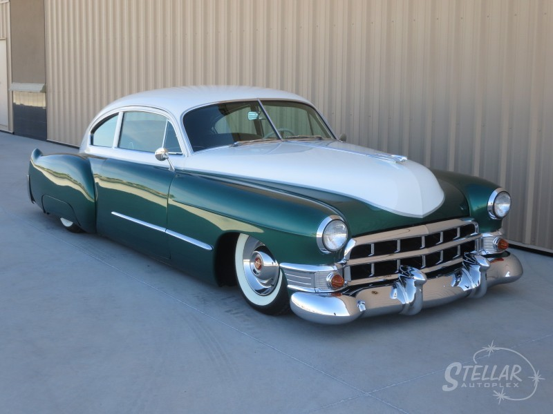 Cadillac 1948 - 1953 custom & mild custom - Page 3 Vg_80012