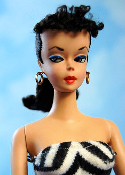 The Original Teenage Fashion Model Barbie Doll - Poupée Barbie des 1950's et 1960's Vintag14