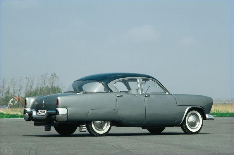 1952 Volvo Philip - Concept Car-  Volvo-10