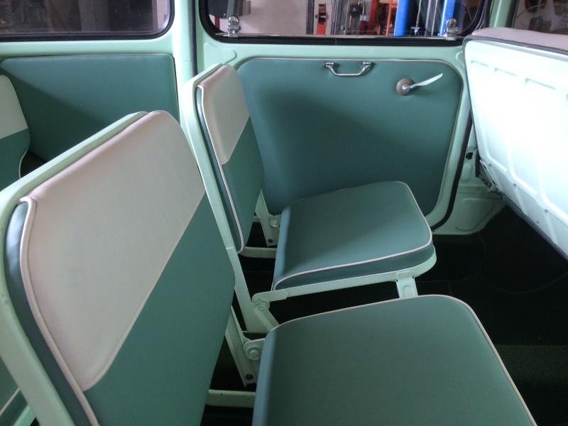 Monospace, camionnettes vitrées et mini bus Vrever10