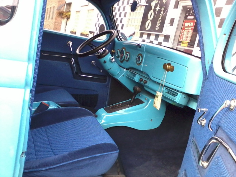 Ford 1935 - 38 custom & mild custom Xcgh10