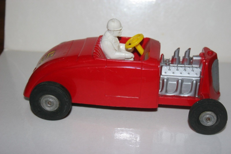 Plastic hot rod & Customs Xcw10