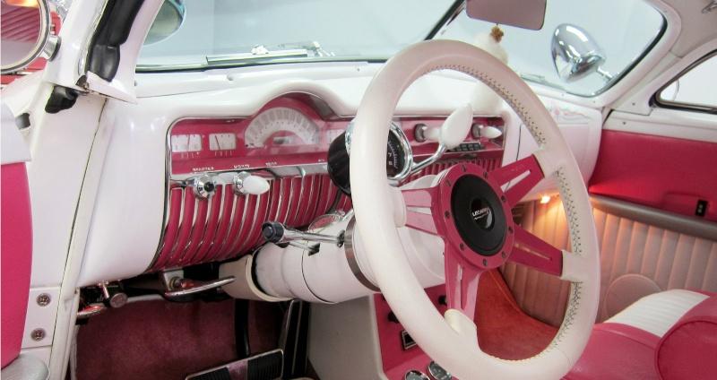 1950 Mercury - Eye CandyBuilt -  R. A. Milligan Xcw11