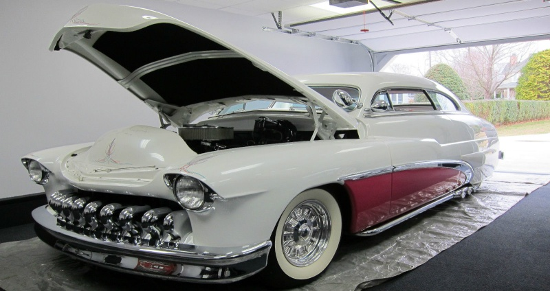 1950 Mercury - Eye CandyBuilt -  R. A. Milligan Xcxcx10