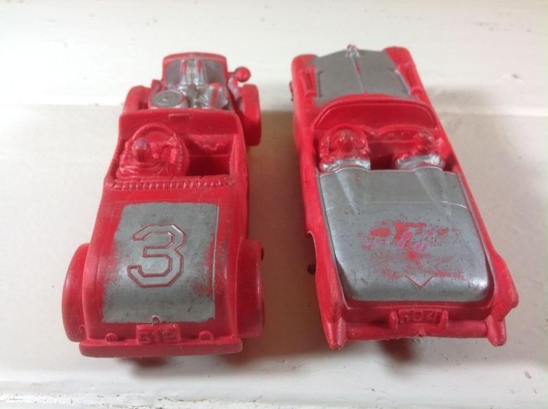 Plastic hot rod & Customs Yf10