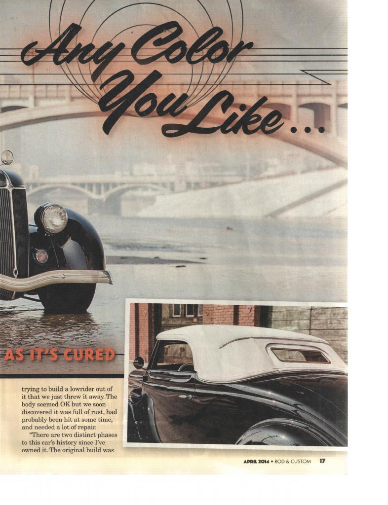 Ford 1935 - 38 custom & mild custom - Page 2 Yfyu10