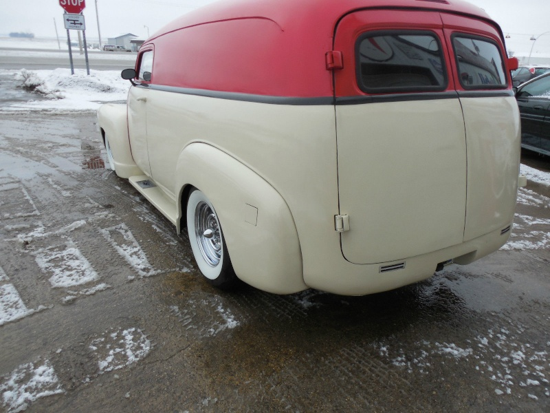 Chevy Pick up 1947 - 1954 custom & mild custom - Page 3 Yfyuff10