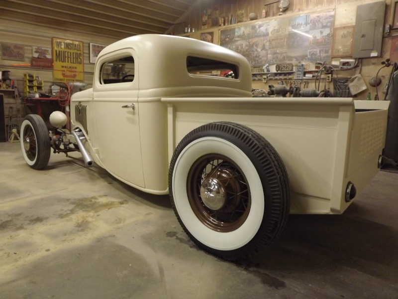 Ford 1935 - 38 hot rod Ygf10