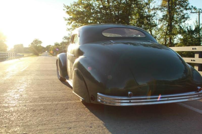 Cadillac 1938 - 1940 custom and mild custom - Page 2 Yuu10