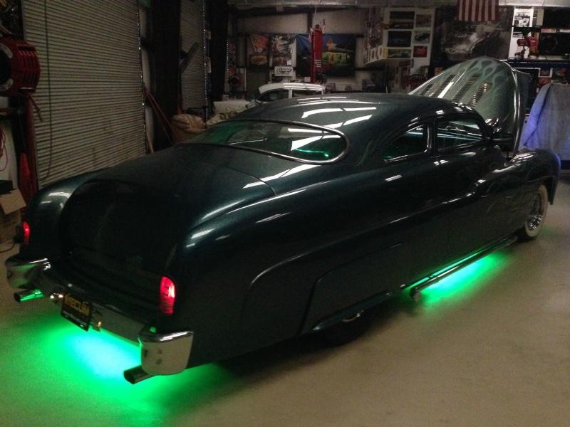 1951 Mercury - Green Machine -  Yuyoy10