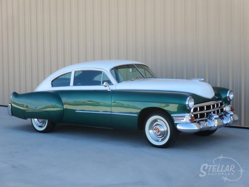 Cadillac 1948 - 1953 custom & mild custom - Page 3 Zg_80010