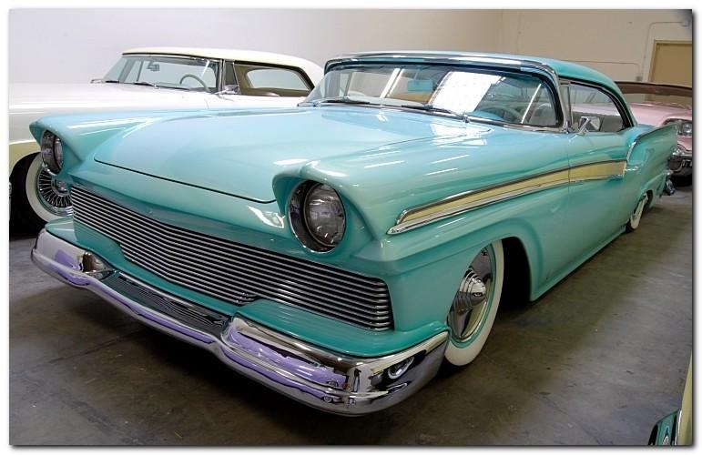 Ford 1957 & 1958 custom & mild custom  - Page 2 Zocchi10