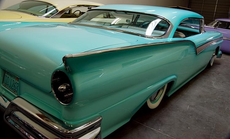 Ford 1957 & 1958 custom & mild custom  - Page 2 Zocchi13