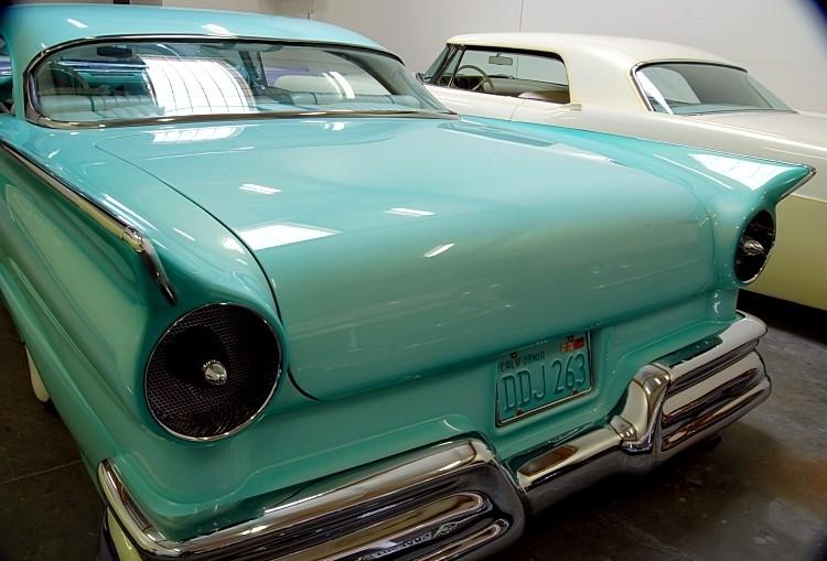 Ford 1957 & 1958 custom & mild custom  - Page 2 Zocchi15