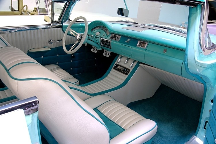 Ford 1957 & 1958 custom & mild custom  - Page 2 Zocchi18