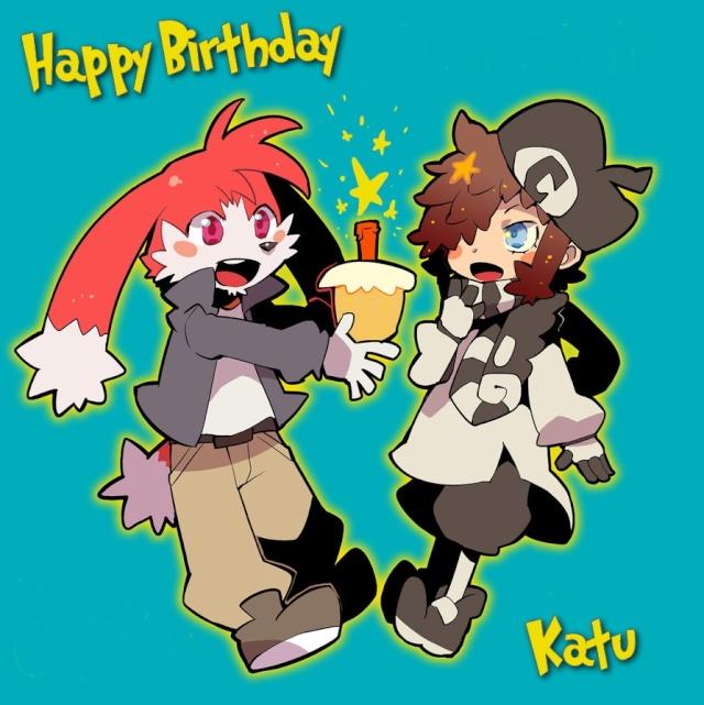 [Kat'] Joyeux anniversaire ! Birthd11