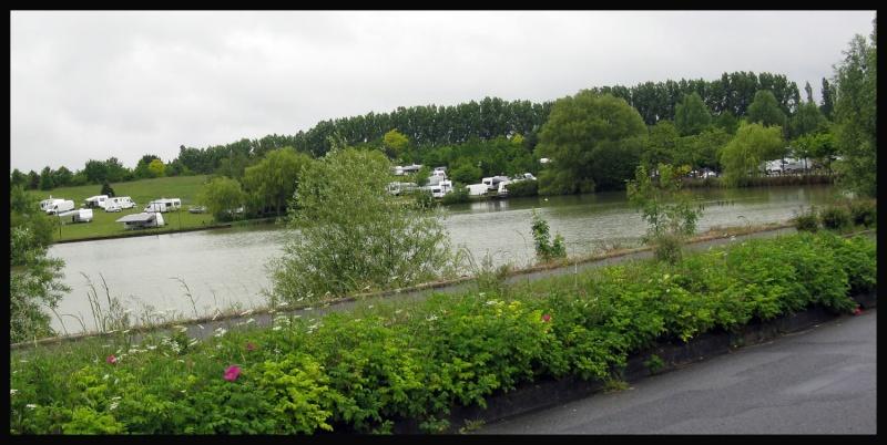 Prise du jour au lac de Chambray les tours Ordure12