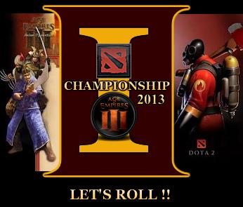 ]I[ CHAMPIONSHIP 2013 Dota2 Ichamp10