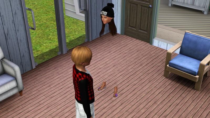 [Résolu] [Sims 3 / Bugs du jeu: Divers] Bug adolescente enceinte Screen73