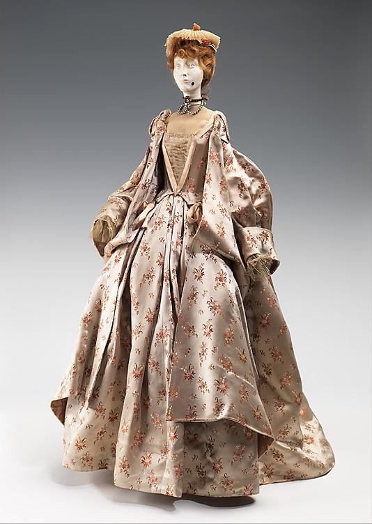 """Les """"fashion-dolls"""" en fils de fer (~1945-50) 1715_m10"""