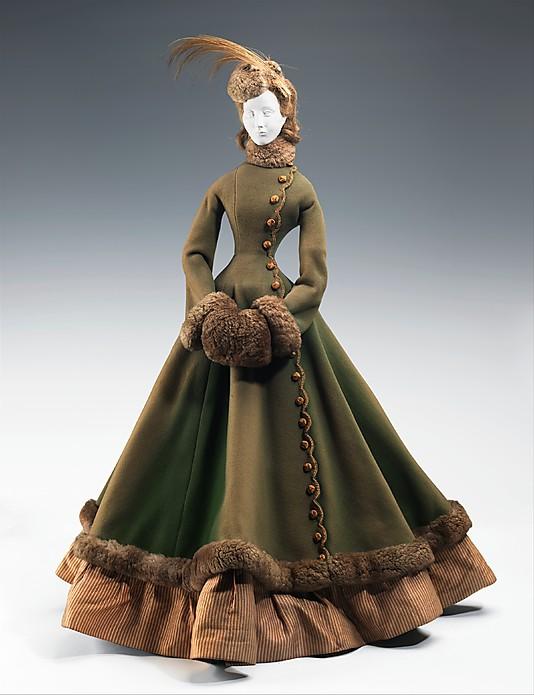 """Les """"fashion-dolls"""" en fils de fer (~1945-50) 1867_j10"""